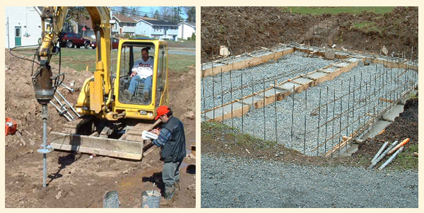 Helical Foundation System- Residential Foundations