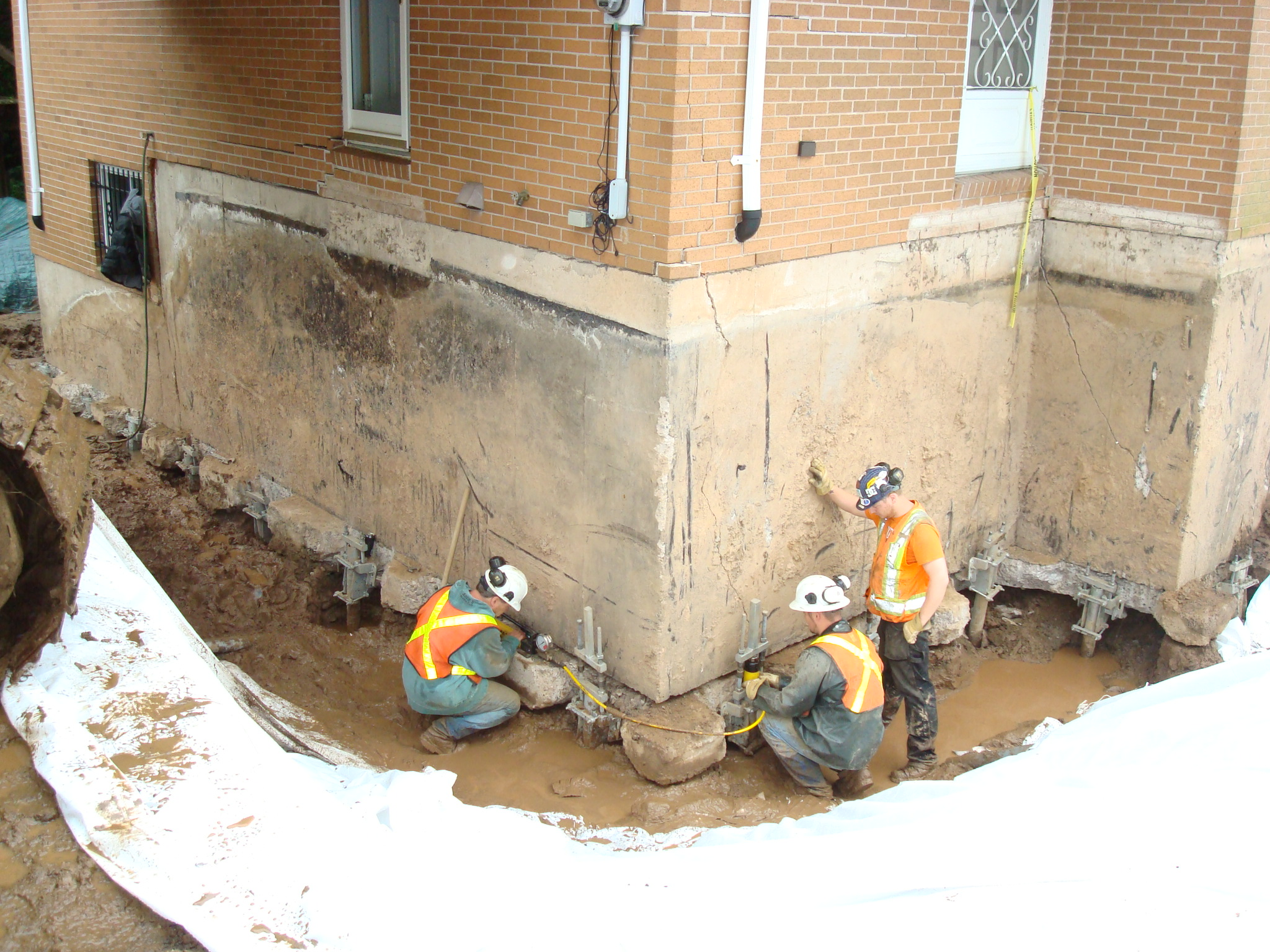 Underpinning Systems Amcon Limited - Under-pinning-foundations